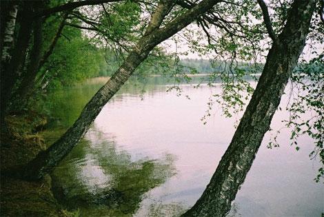 bialorus jezioro switez