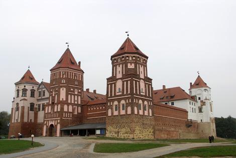bialorus mir zamek