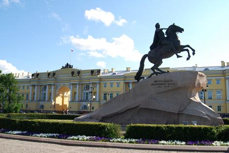 petersburg_jezdziec_miedziany
