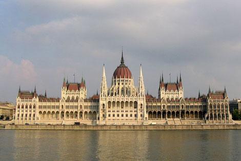 wegry budapeszt parlament